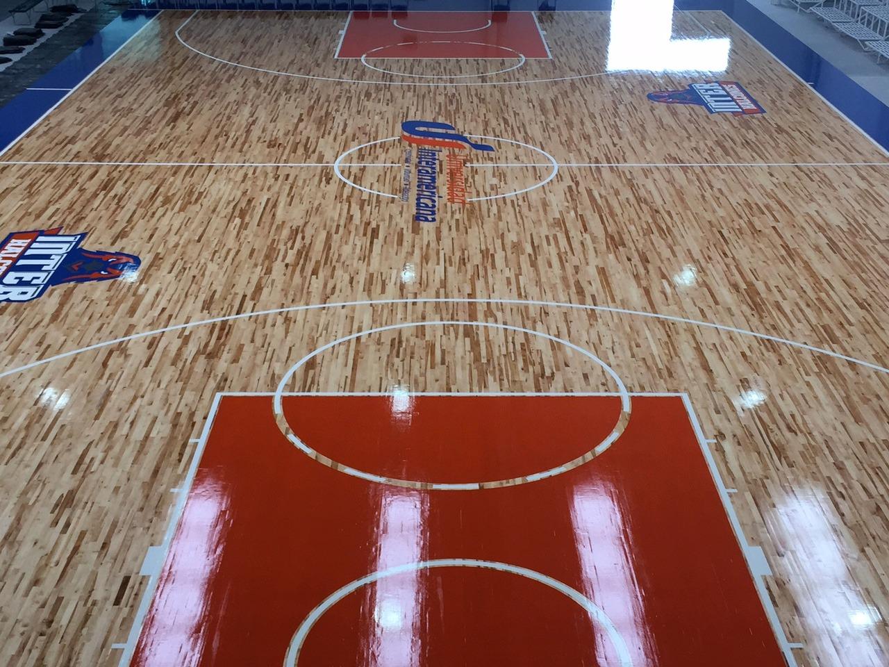 Imagenes de cancha de basketball